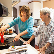 brisbane aged care services in the home